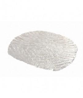 Glacier Glass Plate 29 X 27cm