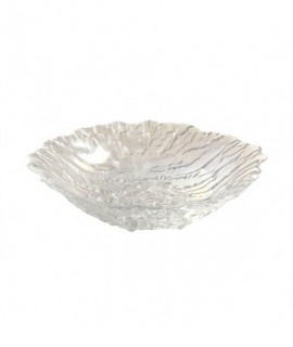 Glacier Glass Salad Bowl 25cm