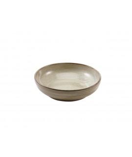 Terra Porcelain Grey Coupe Bowl 20cm