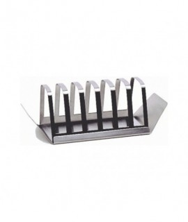 Neville Stainless Steel Boxed Toast Rack & Tray**
