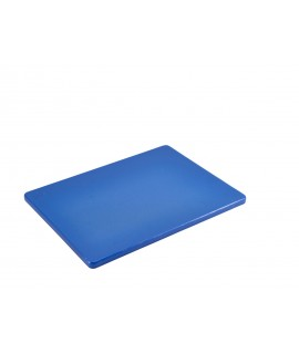 """Blue Poly Cutting Board 12 x 9 x 0.5"""""""