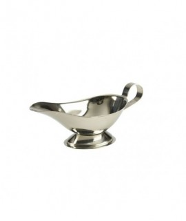 Stainless Steel Sauce Boat 300ml(10oz)