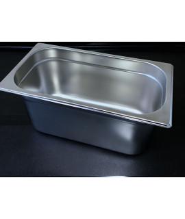 Stainless Steel Ice Cream Container