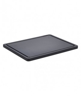 Non Slip Black Bar Board 32.5x26.5x1.4cm