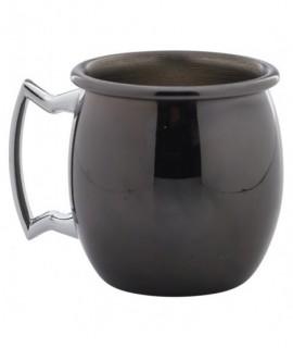 Mini Gun Metal Barrel Mug 6cl/2oz