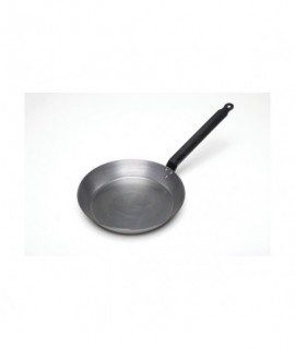 "Genware Black Iron Frypan 10""/255mm"