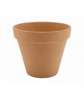 Terracotta Pot Rustic 11.2 x 9.7cm