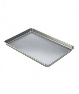 Carbon Steel Non-Stick Baking Tray 39X27cm