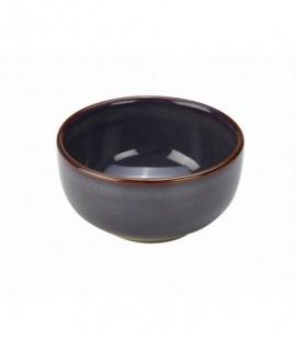 Terra Stoneware Rustic Blue Round Bowl 11.5cm