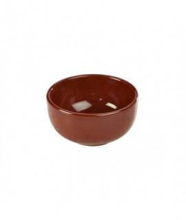 Terra Stoneware Rustic Red Round Bowl 12.5cm