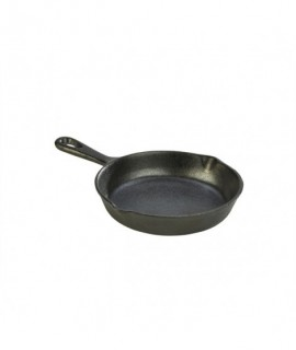 Mini Cast Iron Frypan 15X3cm