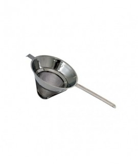 Genware Stainless Steel Fine Mesh Chinois 22cm Dia