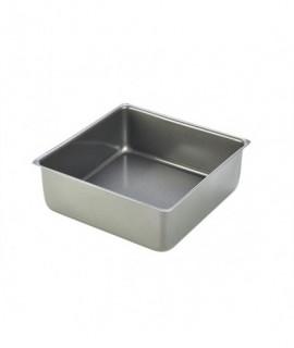Carbon Steel Non-Stick Square Cake Pan 20X7cm