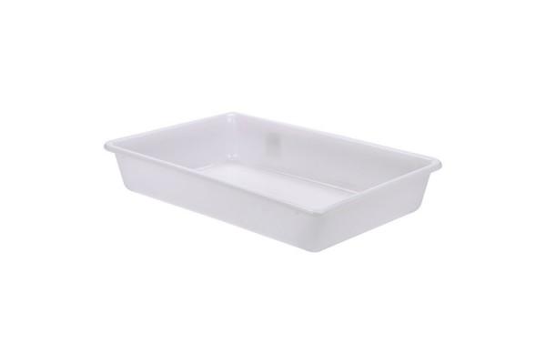 Polyethylene Food Storage Tray 6L