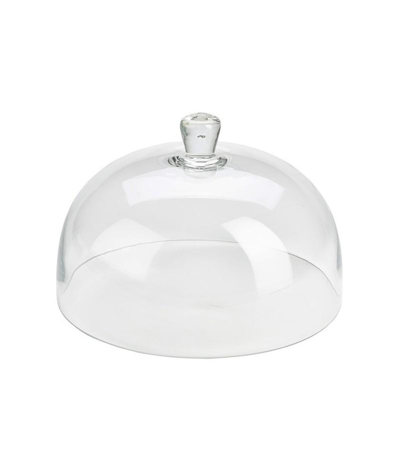 glass cake stand cover 29 8 x 19cm kdl. Black Bedroom Furniture Sets. Home Design Ideas