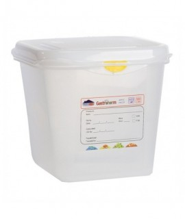 GN Storage Container 1/6 150mm Deep 2.6L