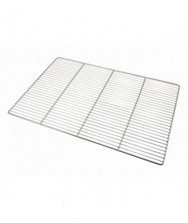 Genware Heavy Duty Stainless Steel Oven Grid 60 X 40cm