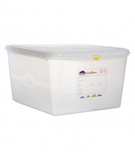 GN Storage Container 2/3 200mm Deep 19L