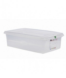 GN Storage Container FULL SIZE 150mm Deep 21L