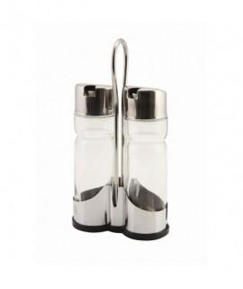 Oil/Vinegar Glass Bottle