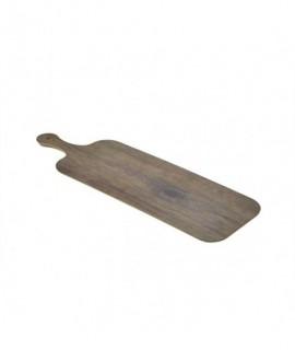 "Wood Effect Melamine Paddle Board 24"""