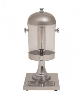 Genware Juice Dispenser Pc+Stainless Steel 6.5L