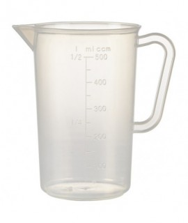 Polypropylene Measuring Jug 500ml