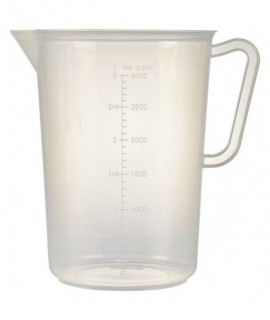 Polypropylene Measuring Jug 3L