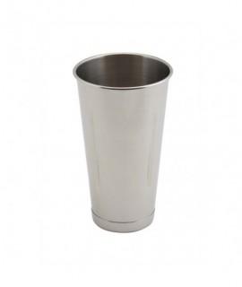 Genware Malt Cup 30oz/85cl Stainless Steel