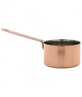 Mini Copper Saucepan 7.2 x 4.7cm