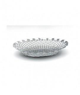 "Stainless Steel Round Basket 9.1/2""Diameter"