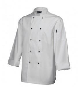 Superior Jacket (Long Sleeve)White M Size