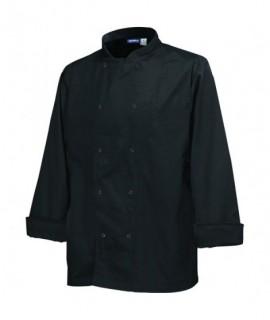 Basic Stud Jacket (Long Sleeve) Black L Size