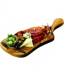 Olive Wood Paddle Board 44 x 20cm+/-