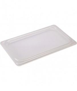 1/2 Polypropylene GN Lid Clear
