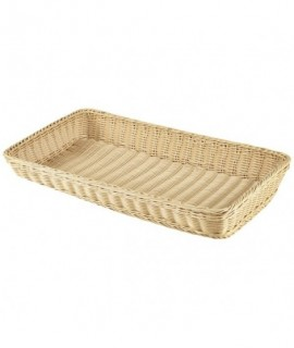 Polywicker Display Basket GN FULL SIZE