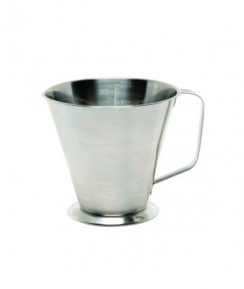 Stainless Steel Graduated Jug 1L/2Pt.