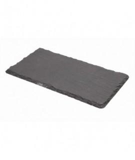 Genware Natural Edge Slate Platter 20 X 11cm