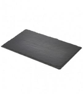 Genware Natural Slate Platter 26.5x16cm GN 1/4