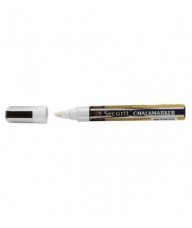 Chalkmarker Single White Medium