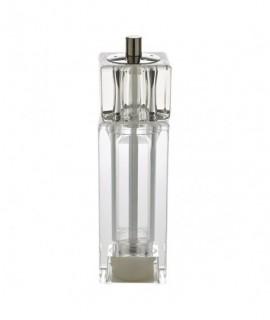 Square Combo Pepper Grinder/Salt Shaker Acrylic