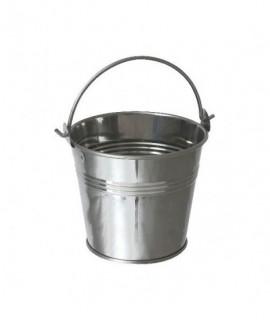 Stainless Steel Serving Bucket 10cm