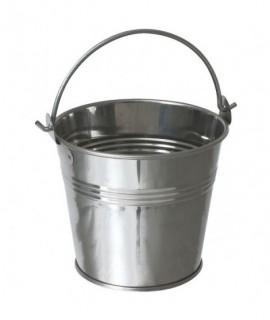 Stainless Steel Serving Bucket 12cm