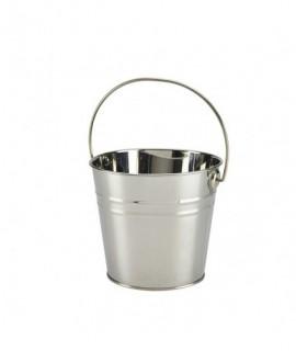Stainless Steel Serving Bucket 16cm