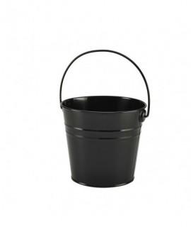 Stainless Steel Serving Bucket 16cm Black