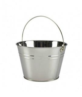 Stainless Steel Serving Bucket 25cm