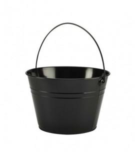 Stainless Steel Serving Bucket 25cm Black