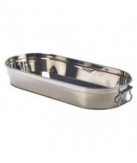 Stainless Steel Serving Bucket 46x20x7cm