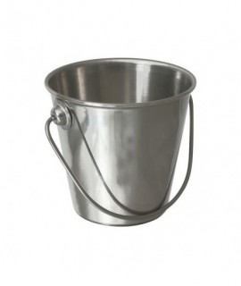 Stainless Steel Premium Serving Bucket 10.5cm