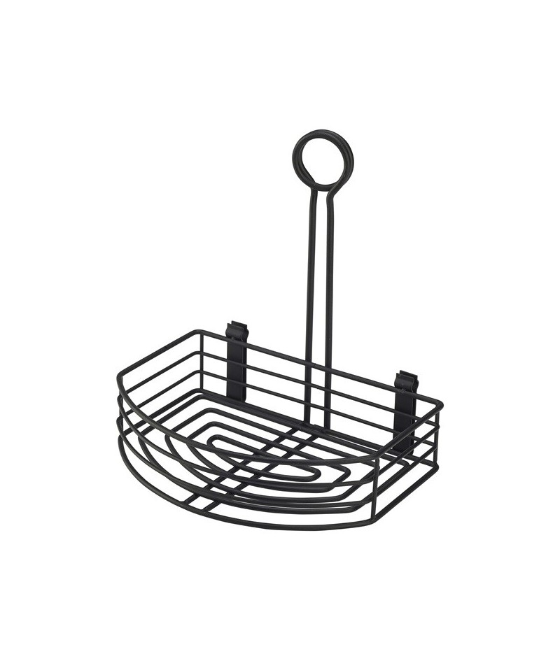Black Wire Table Caddy 8.5 x 6 x 9 (H) - KDL